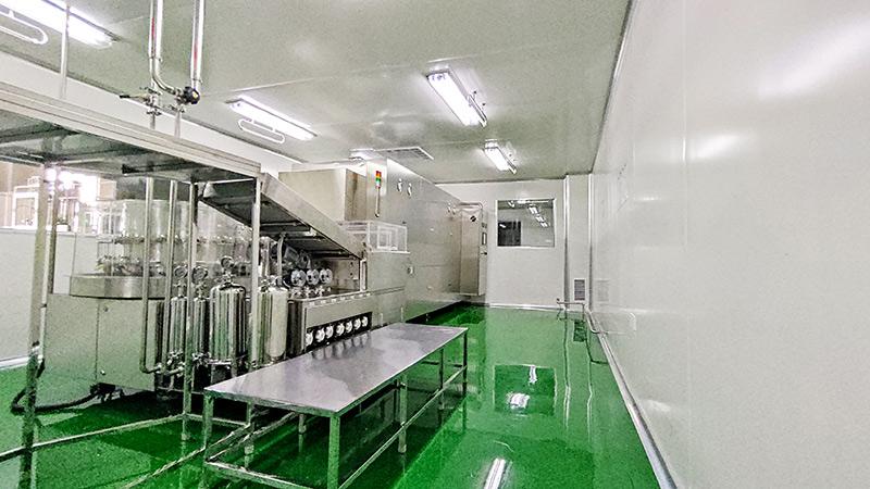 承东生物:厂房车间环境